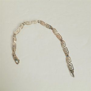 Sterling silver bracelet Mexico
